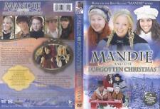 DVD:   MANDIE AND THE FORGOTTEN CHRISTMAS......KELLY LYNN WASHINGTON,,,,,NEW