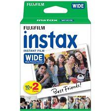 Fujifilm Instax Wide 10x2 Pellicola per fujifilm Instax Wide 210/300 Fuji Italia