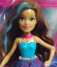 Mattel Barbie Rock N Royals Mini Doll Erika - Great For Gift!