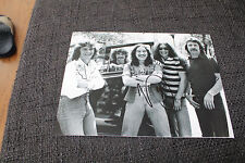 URIAH HEEP - MICK BOX signed Autogramm auf 20x28 cm Foto InPerson LOOK