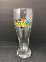 PREOWNED Jimmy Buffet's Margaritaville Pilsner Beer Drinking glass LAS VEGAS GUC