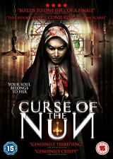 CURSE OF THE NUN (DVD) (NEW) (RELEASED 1st OCTOBER) (HORROR) (FREE POST)