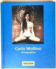CARLO MOLLINO PHOTOGRAPHIEN - EROTIC EXPLICIT NUDE PHOTOGRAPHS - NEW HARDBACK