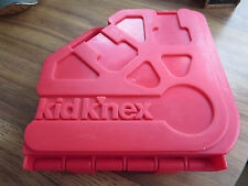 Kid K'nex  Carrying Case And More Than 250 Pieces