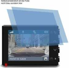 2x Garmin Dash Cam 65W PROTECTIVE DISPLAY FILM AR Screen Protector