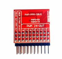 8CH Receiver PWM to PPM Dbus S-BUS Encoder Signal Converter Module for RC Drone