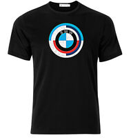 BMW  - Graphic Cotton T Shirt Short & Long Sleeve