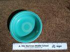 Vintage Fiesta Fruit Bowl Turquoise 7