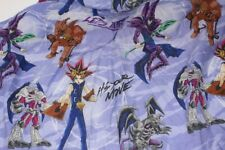 VTG YuGiOh Yu-Gi-Oh Its Your Move 1996 Fitted Twin Anime Sheet Kazuki Takahashi