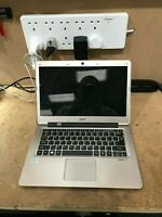 "Acer Aspire S3-391 13.3"" Intel i5-3317U with 4GB RAM For Spares and Repairs"