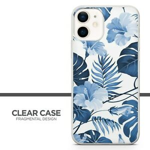 Paradise Flower Phone Case Cover Tropical Jungle Iphone 12 11 XR XS 7 8 SE