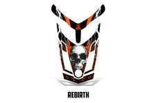 SIKSPAK Ski-Doo Rev XR Hood Decal Graphic Kit Sled Snowmobile Wrap 2013+ RB ORNG
