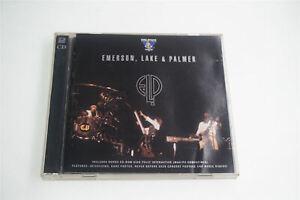 Greatest Hits Live Emerson, Lake & Palmer CD+CD-ROM A14514