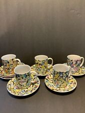 Vintage lot tea/espresso set 12 piece