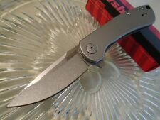 Couteau Kershaw Pico A/O Lame Acier 8Cr13MoV Manche Acier Frame KS3470