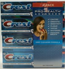 Crest Prohealth Advanced, 4 Count