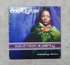 "MC LYTE ""COLD ROCK A PARTY (BAD BOY REMIX)"" CD MAX-SINGLE 5TK  CARDBOARD SLEEVE"