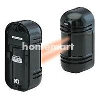NEW 2 Beam Photoelectric Infrared Detector ABT-60M Indoor 180m Outdoor 60m Alarm