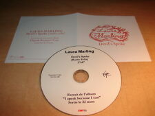 LAURA MARLING - DEVIL'S SPOKE!!FRENCH DJ PROMO CD