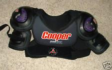 NEW COOPER SP500 FLEXEDGE HOCKEY SHOULDER PADS JR LARGE