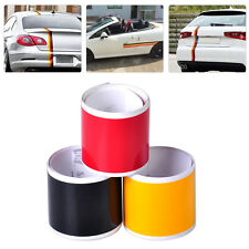 Car Auto Germany Flag Body Strip Sticker Decal Waist Line Hood Roof Bumper DIY