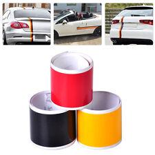 Car Auto Germany Flag Body Strip Sticker Decal Waist Line Hood Roof Bumper DIY
