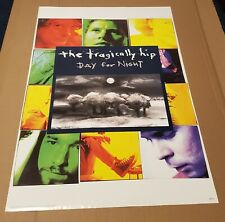 TRAGICALLY HIP, THE - DAY FOR NIGHT Poster