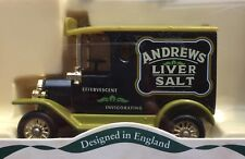 Lledo Corgi Days Gone *Andrews Liver Salt* 1928 Model T Ford Van - Die-Cast New