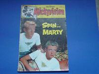 Mickyvision Nr.1, Spin + Marty, Walt Disney Comic Heft, Ehapa Verlag,1962