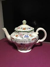 Copeland Spode Chinese Rose Large Teapot and Lid 2 Pints