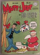 Mutt and Jeff #32. Great Condition! 1948!