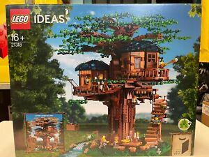 LEGO 21318 IDEAS CASA SULL'ALBERO - TREE HOUSE - NUOVO SIGILLATO MISB collezione