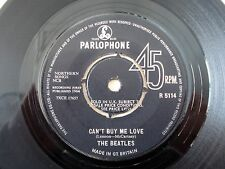 "The Beatles Can't Buy Me Love UK 7"" NCB Parlophone R 5114 1964 VG+"