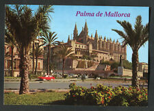 C1980s View: Palma de Mallorca Cathedral