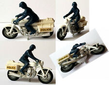 Matchbox Superfast No. 33 F - Honda 750 Police - 1977 - Lesney - Made in England