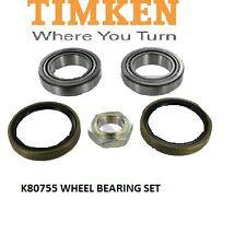 Front wheel bearings Fiat Ducato -2002 Timken K80755 equivalent to VKBA3428