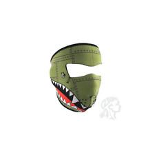 Zan Headgear Full Face Mask Bomber WNFM010