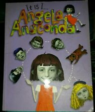 It is I Angela Anaconda  Paperback