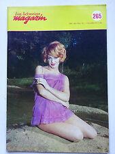 Das Schweizer Magazin Nr 265, Dora Leeds, Tina Buri, Jack Lemmon, Virni Lisi
