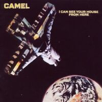 CAMEL - I CAN SEE YOUR HOUSE FROM HERE  CD NEW+