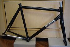 All City Thunderdome Frameset 55 cm Black Silver