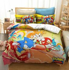 Sonic Mania Single/Double/Queen/King Bed Quilt Cover Set
