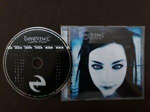 Evanescence - Fallen CD. Wind-Up 2003