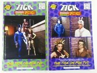NEC Comics THE TICK MASSIVE SUMMER DOUBLE SPECTACLE #1-2 LOT Ships FREE!