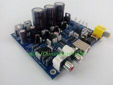 HIFI CS8416 CS4398 CM102 USB Coaxial DAC decoder 24Bit/192K Assembled board