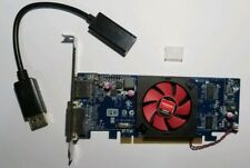 HP AMD Radeon HD 7470 1GB DVI New DisplayPort to HDMI Adapter Video Card