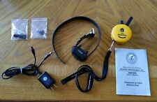 E-Collar Mini Educator ET-300 Remote Off Leash Dog Training - Black 1/2 Mile