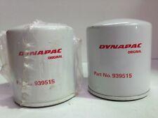 DYNAPAC 939515 Engine Oil Filter 939515 x2