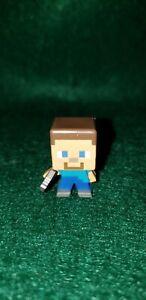 Minecraft Minifigure Series 1 Steve w/ Diamind Armor