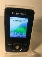 Sony Ericsson T303 - Black (Unlocked) Mobile Phone